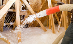 Fiberglass Insulation for your Attic